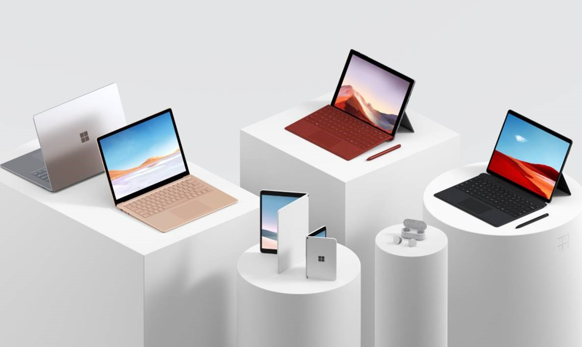 Microsoft Presented Special New Surface Laptop 3, Surface Pro 7, Surface Pro X, Surface Earbuds
