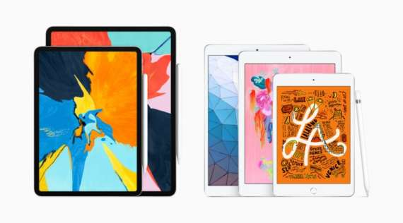 Some Differences Between the iPad Pro and the Air
