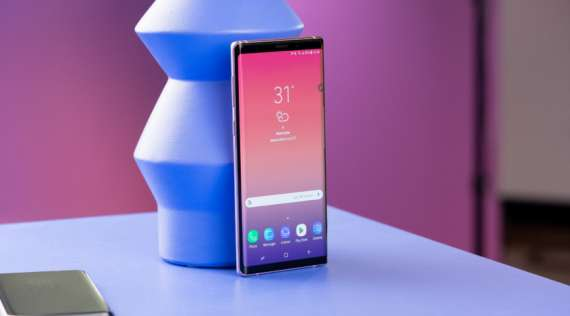 Which model of the Samsung will get the Android Ten update?