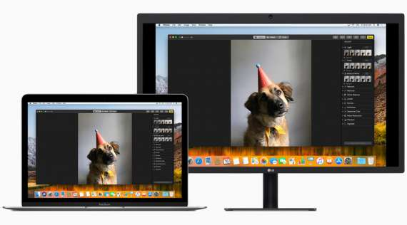 Using an External Display with MacBook Pro