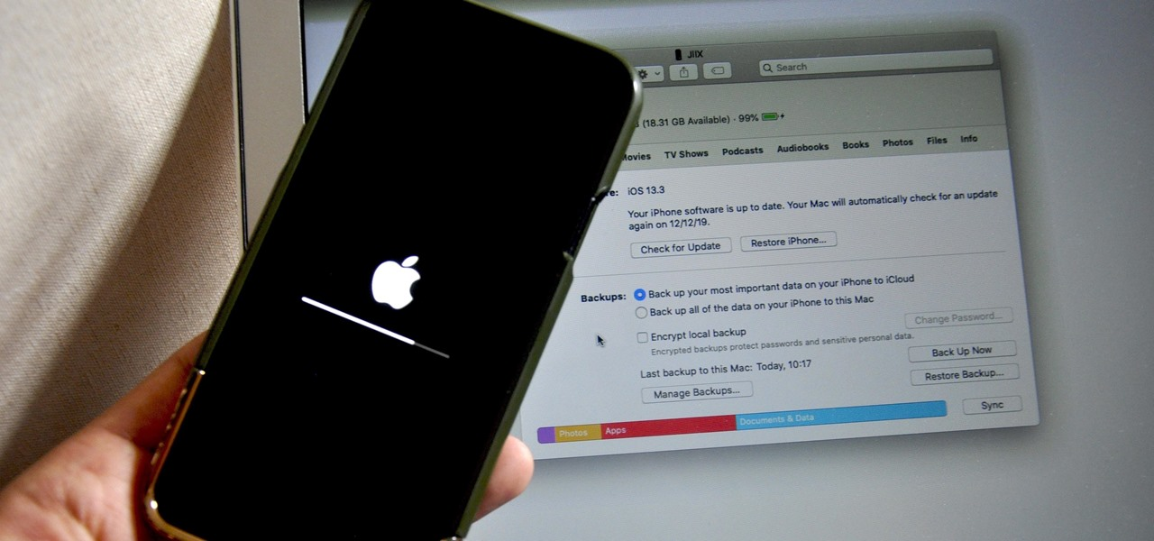 How to Restore your iPhone, iPad, or iPod touch from a backup?