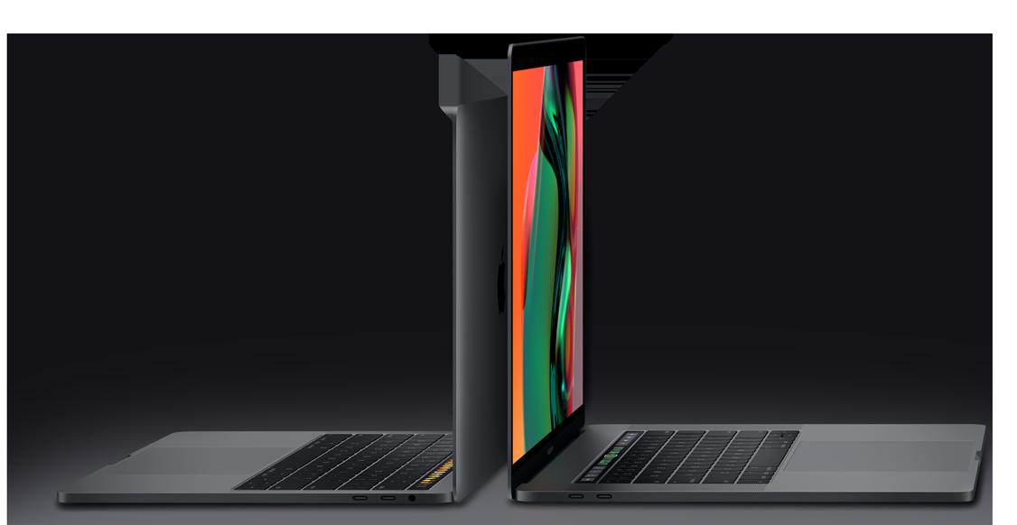 Macbook Pro 2018 02